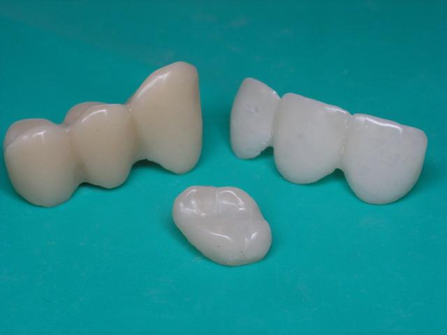 Как сделать зубы из пластика