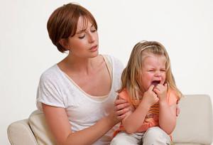 зубная боль у детей