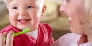 Профилактика кариеса у ребенка