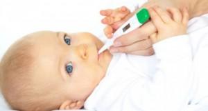 Температура при появлении первых зубиков у малыша