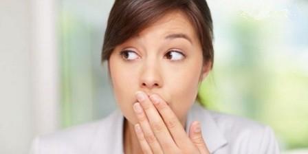устранение запаха изо рта перекисью водорода