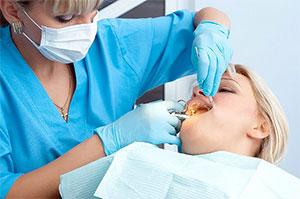 Ампутация зубного корня