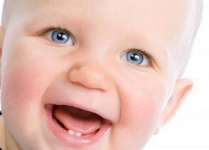 Нарушение срока смены зубов