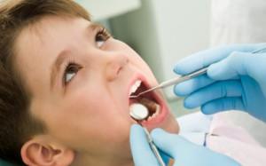 Образование зубного камня у детей