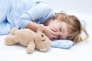 Причины появления бруксизма у детей