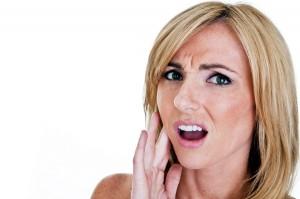Травмирование слизистой полости рта