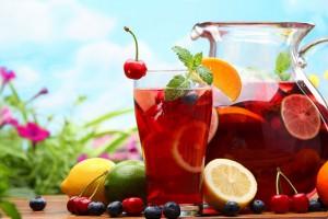 лимонады и соки