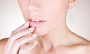 трещина на губе