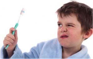 выбор детской зубной пасты