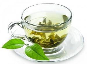 Зеленый чай полезен для десен и зубов
