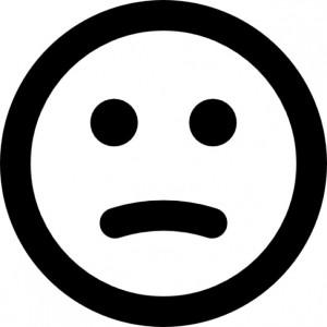 без улыбки