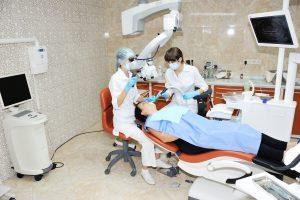 Точное и эффективное лечение с помощью Optomic OP-Dent