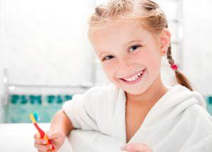 Профилактика кариеса у маленьких детей