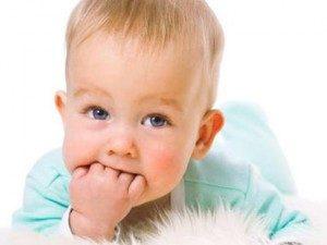 Кашель при прорезывании зубов