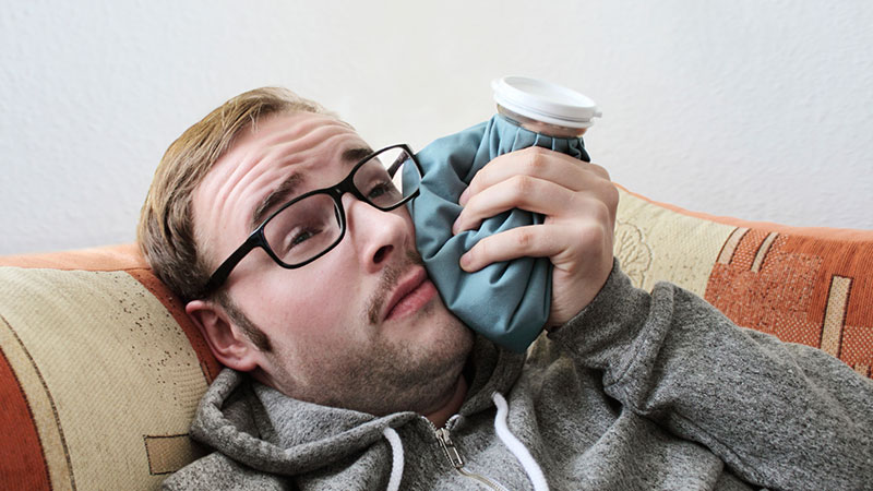 как снять зубную боль дома без таблеток обижайся, скучаю